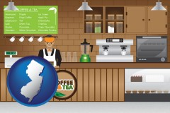 new-jersey coffee and tea shop