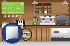 new-mexico coffee and tea shop